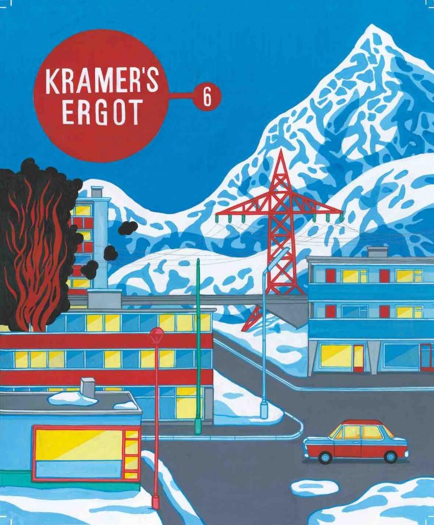 Helge Reuman Kramers Ergot